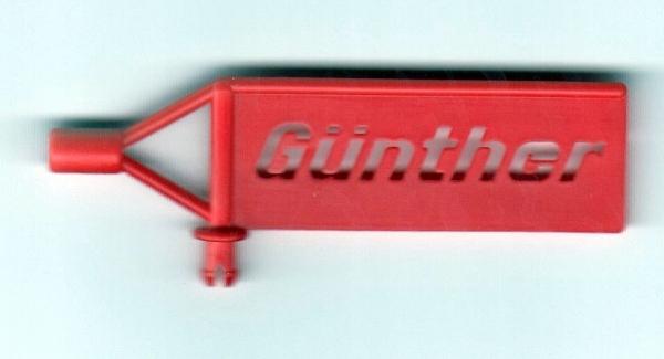 5083 Windfahne für Günther-Segelboote