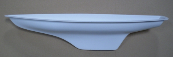 5082 Hull for sailing boat 55 cm