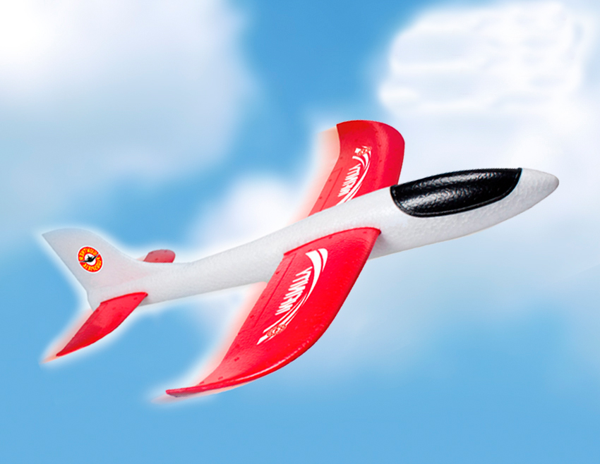 Fun and easy to fly New Gunther Explorer catapult launch glider