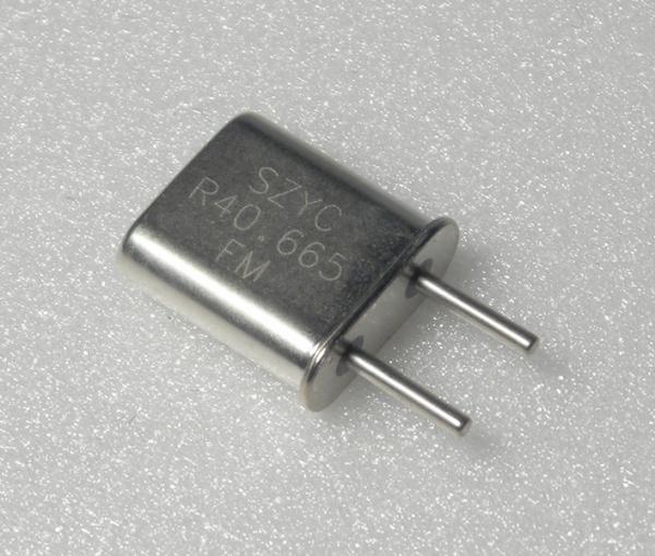 6018 Quarz Frequenz 50 (Sender)