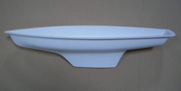 5081 Hull for sailing boat - 39 cm